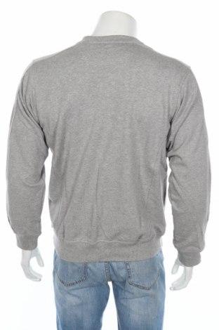 Мъжка спортна блуза Jako, Размер S, Цвят Сив, 80% памук, 20% полиестер, Цена 13,80лв.
