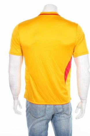 Мъжка тениска Jako, Размер S, Цвят Жълт, 100% полиестер, Цена 12,60лв.