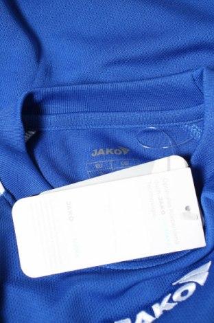 Мъжка тениска Jako, Размер S, Цвят Син, Полиестер, Цена 11,70лв.