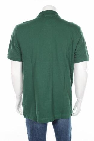 Мъжка тениска Kappa, Размер XL, Цвят Зелен, Памук, Цена 13,65лв.