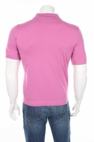 Мъжка тениска Kappa, Размер XS, Цвят Розов, Памук, Цена 12,60лв.