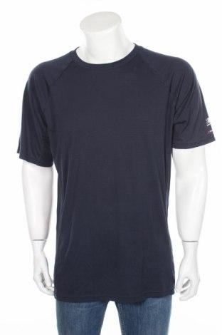 Мъжка тениска Karrimor, Размер XXL, Цвят Син, Полиестер, Цена 29,25лв.