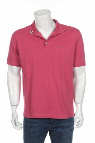 Мъжка тениска Lc Waikiki, Размер L, Цвят Розов, Памук, Цена 16,07лв.
