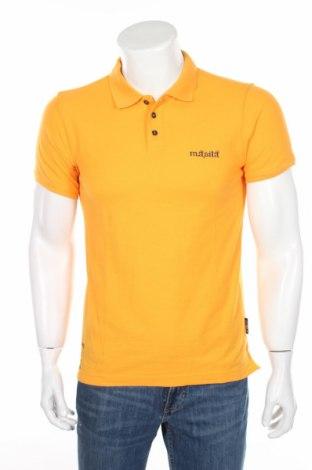 Мъжка тениска Masita, Размер S, Цвят Оранжев, 60% памук, 40% полиестер, Цена 21,76лв.