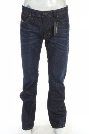 Pánske džínsy  Diesel, Veľkosť L, Farba Modrá, Bavlna, Cena  41,52€