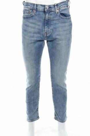 Pánske džínsy  Levi's, Veľkosť L, Farba Modrá, 99% bavlna, 1% elastan, Cena  39,68€