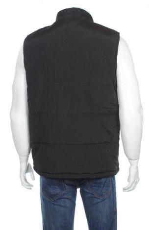 Мъжки елек Slazenger, Размер S, Цвят Черен, Полиестер, Цена 22,40лв.