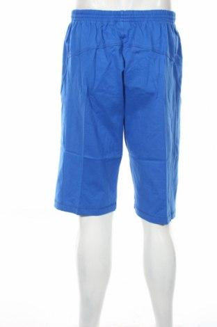 Мъжки къс панталон Diadora, Размер L, Цвят Син, Памук, Цена 31,50лв.