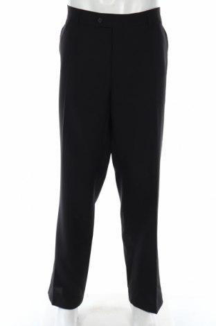 Pánské kalhoty  Dressmann, Rozměr XXL, Barva Černá, Polyester, Cena  279,00Kč