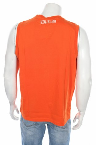 Мъжки потник Diadora, Размер XL, Цвят Оранжев, Памук, Цена 9,50лв.