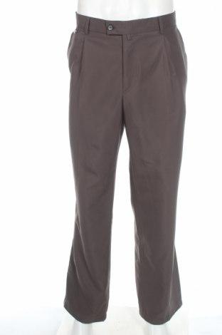 Мъжки спортен панталон Golfino, Размер L, Цвят Сив, Полиестер, Цена 12,00лв.