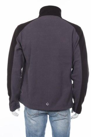 Мъжко поларено горнище Regatta, Размер XL, Цвят Сив, Полиестер, Цена 54,00лв.