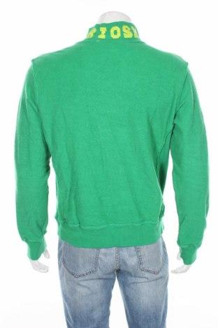 Мъжко спортно горнище Kiosk, Размер S, Цвят Зелен, Памук, Цена 19,60лв.
