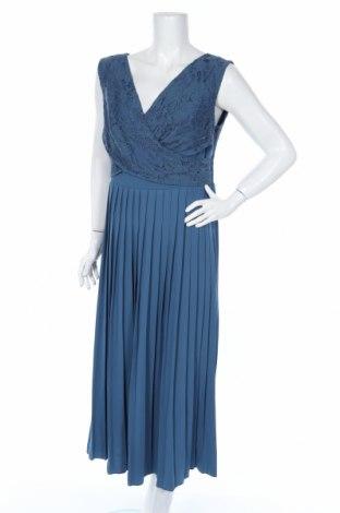 Φόρεμα Little Mistress, Μέγεθος XL, Χρώμα Μπλέ, Πολυεστέρας, Τιμή 30,80€
