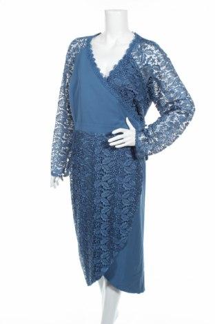 Φόρεμα Little Mistress, Μέγεθος XXL, Χρώμα Μπλέ, Πολυεστέρας, Τιμή 28,22€