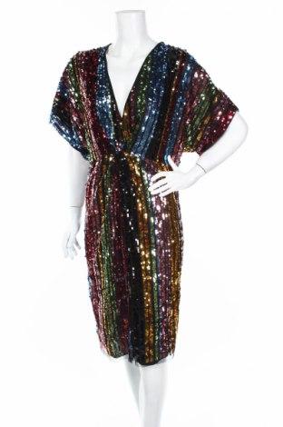 Φόρεμα Mango, Μέγεθος M, Χρώμα Πολύχρωμο, Πολυεστέρας, Τιμή 14,25€