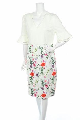 Φόρεμα Ted Baker, Μέγεθος XL, Χρώμα Πολύχρωμο, 97% πολυεστέρας, 3% ελαστάνη, Τιμή 44,92€