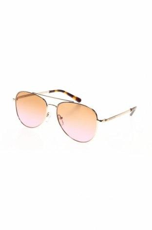 Ochelari de soare Michael Kors, Culoare Auriu, Preț 403,08 Lei