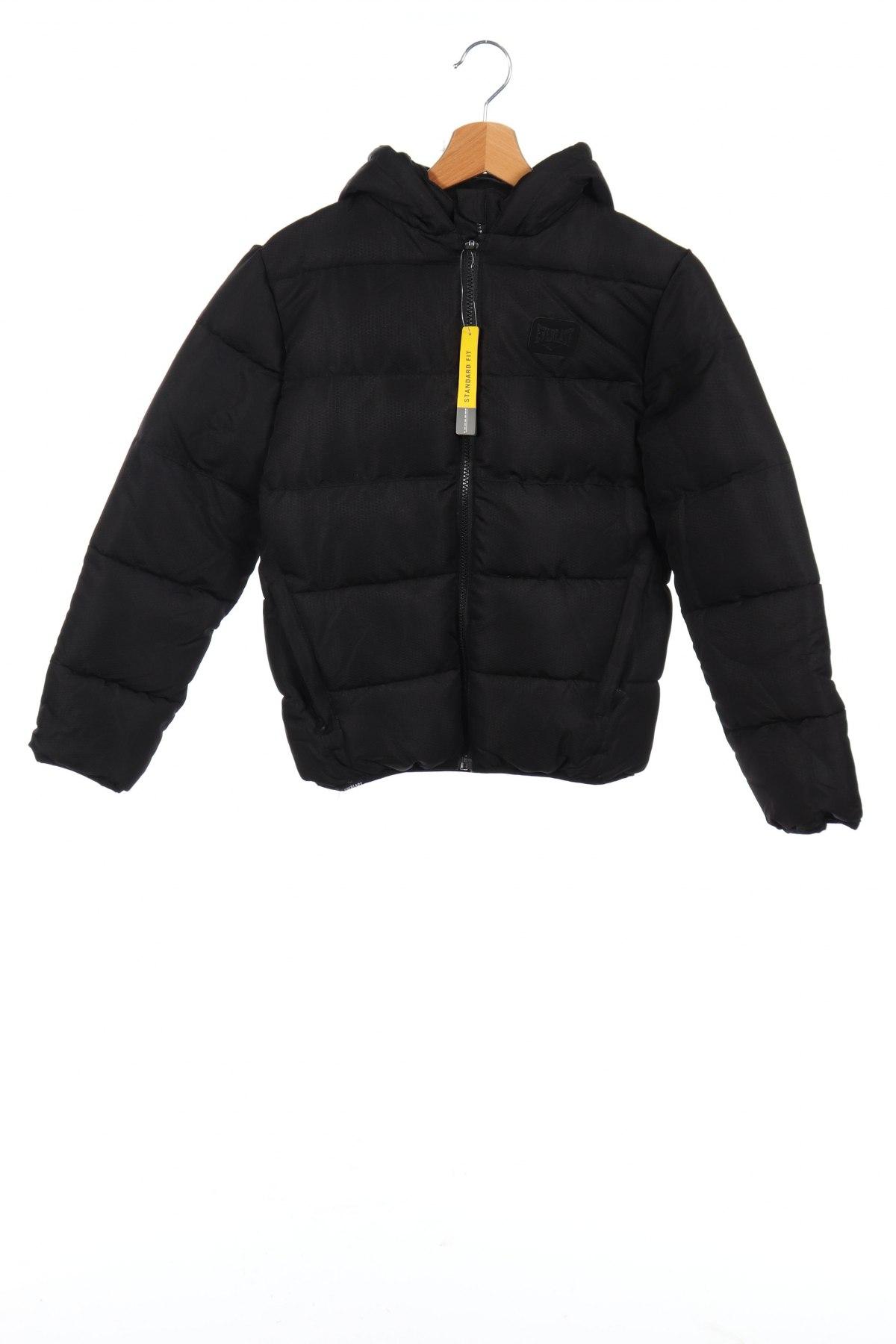 Детско яке Everlast, Размер 10-11y/ 146-152 см, Цвят Черен, Полиестер, Цена 60,72лв.