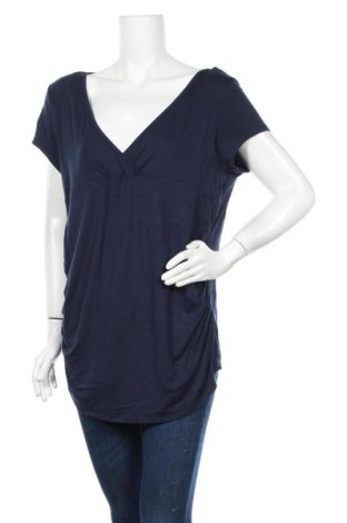 Μπλούζα εγκυμοσύνης Red Herring, Μέγεθος XL, Χρώμα Μπλέ, 96% βισκόζη, 4% ελαστάνη, Τιμή 10,52€