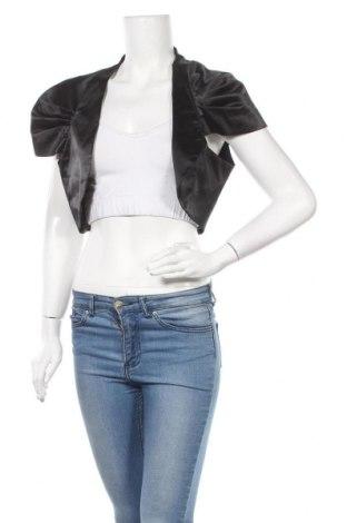 Болеро Laura Scott, Размер XL, Цвят Черен, 95% полиестер, 5% еластан, Цена 5,51лв.