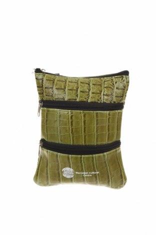 Чанта, Цвят Зелен, Еко кожа, Цена 10,97лв.
