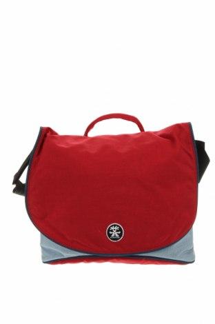 Чанта Crumpler, Цвят Червен, Текстил, Цена 25,20лв.