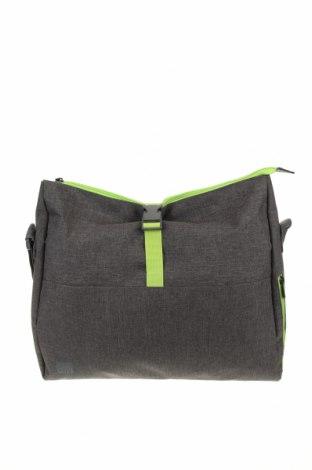 Чанта Halfar, Цвят Сив, Текстил, Цена 24,57лв.