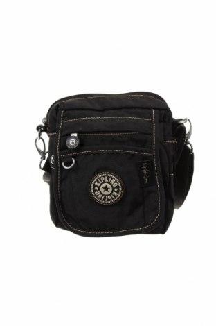 Чанта Kipling, Цвят Черен, Текстил, Цена 12,60лв.