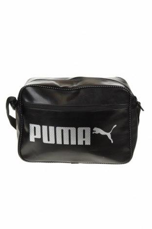 Чанта PUMA, Цвят Черен, Еко кожа, Цена 23,10лв.