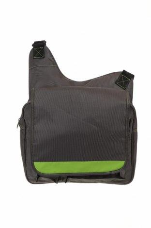 Чанта за лаптоп, Цвят Сив, Текстил, Цена 27,67лв.