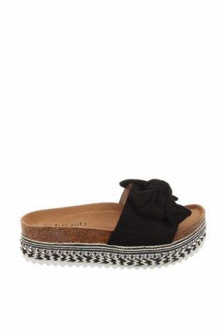 Γυναικείες παντόφλες Krush, Μέγεθος 36, Χρώμα Μαύρο, Κλωστοϋφαντουργικά προϊόντα, Τιμή 20,68€