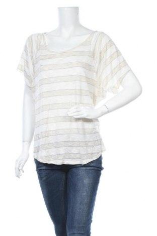 Γυναικεία μπλούζα A.N.A., Μέγεθος L, Χρώμα  Μπέζ, 72% βισκόζη, 25% πολυεστέρας, 2% μεταλλικά νήματα, 1% πολυαμίδη, Τιμή 10,49€