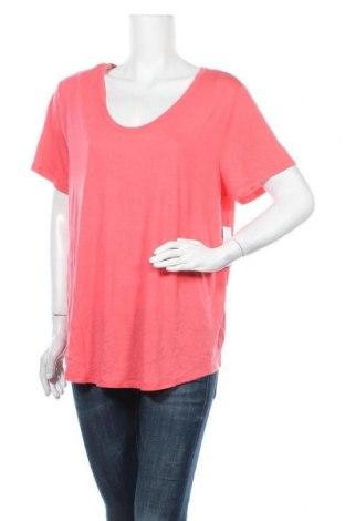 Γυναικεία μπλούζα A.N.A., Μέγεθος XL, Χρώμα Ρόζ , 70% βισκόζη, 30% πολυεστέρας, Τιμή 9,29€