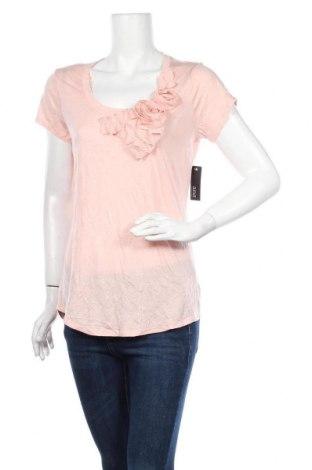 Γυναικεία μπλούζα A.N.A., Μέγεθος L, Χρώμα Ρόζ , 70% μοντάλ, 30% πολυεστέρας, Τιμή 8,22€