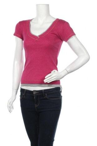 Γυναικεία μπλούζα Abercrombie & Fitch, Μέγεθος M, Χρώμα Ρόζ , Βαμβάκι, Τιμή 16,37€