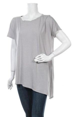 Γυναικεία μπλούζα Active By Tchibo, Μέγεθος XL, Χρώμα Γκρί, 65% πολυεστέρας, 35% βισκόζη, Τιμή 11,69€