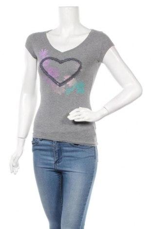 Γυναικεία μπλούζα Aeropostale, Μέγεθος XS, Χρώμα Γκρί, Βαμβάκι, Τιμή 10,49€