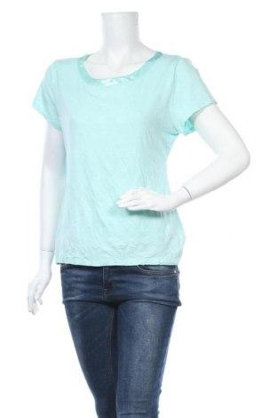 Γυναικεία μπλούζα Alfani, Μέγεθος L, Χρώμα Πράσινο, 96% βισκόζη, 4% ελαστάνη, Τιμή 8,64€