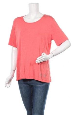 Дамска блуза Alfredo Pauly, Размер XL, Цвят Розов, 92% полиестер, 8% еластан, Цена 4,46лв.