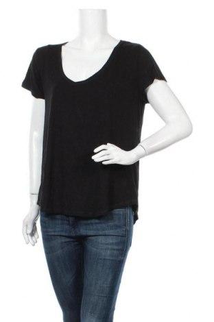 Γυναικεία μπλούζα Ally, Μέγεθος L, Χρώμα Μαύρο, 95% βισκόζη, 5% ελαστάνη, Τιμή 12,96€