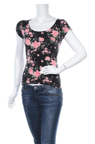 Γυναικεία μπλούζα Amisu, Μέγεθος XS, Χρώμα Μαύρο, Τιμή 9,74€
