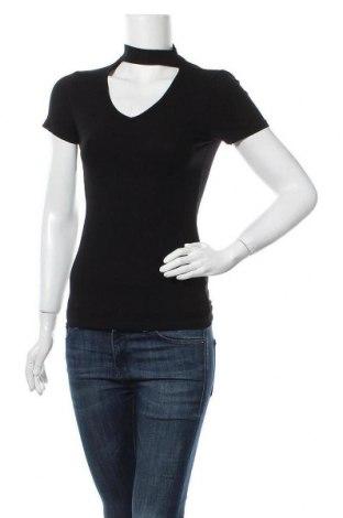 Γυναικεία μπλούζα Amisu, Μέγεθος S, Χρώμα Μαύρο, Τιμή 9,74€