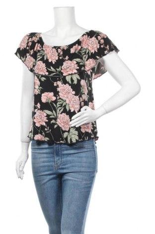 Γυναικεία μπλούζα Amisu, Μέγεθος M, Χρώμα Πολύχρωμο, 95% βισκόζη, 5% ελαστάνη, Τιμή 9,74€
