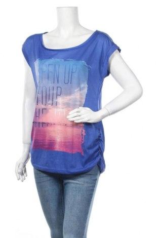 Γυναικεία μπλούζα Amisu, Μέγεθος XL, Χρώμα Μπλέ, Πολυεστέρας, Τιμή 10,49€