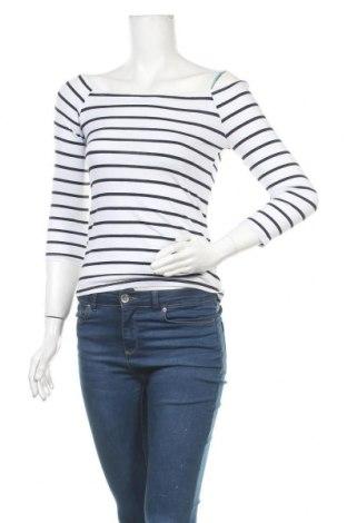 Γυναικεία μπλούζα Amisu, Μέγεθος S, Χρώμα Λευκό, Τιμή 13,64€