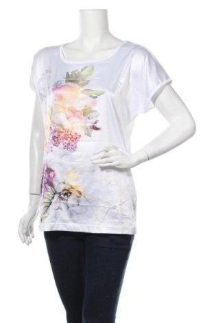 Дамска блуза Amy Vermont, Размер M, Цвят Бял, Вискоза, еластан, полиестер, Цена 16,96лв.