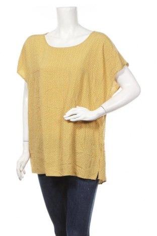 Дамска блуза Anne Weyburn, Размер XL, Цвят Жълт, Цена 12,50лв.