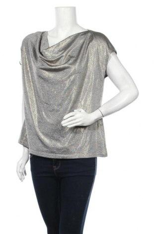 Дамска блуза Anthea Crawford, Размер XL, Цвят Златист, 97% полиестер, 3% еластан, Цена 21,84лв.