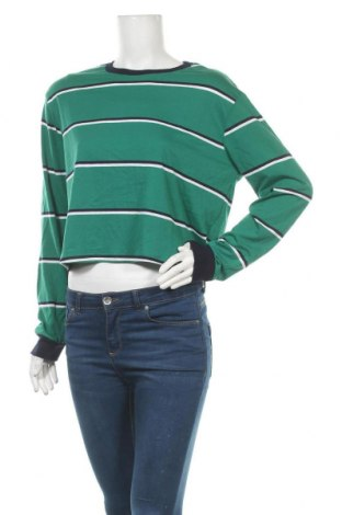 Γυναικεία μπλούζα Ardene, Μέγεθος L, Χρώμα Πράσινο, 65% πολυεστέρας, 35% βαμβάκι, Τιμή 8,77€